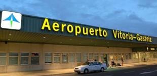 Vitoria destinará 400.000€ el impulso de los vuelos desde Foronda