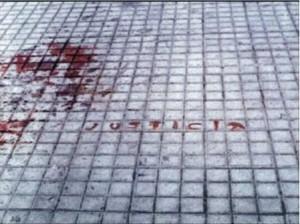 Zaramaga tras la masacre