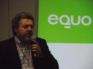 Juantxo López de Uralde, cara visible de Equo