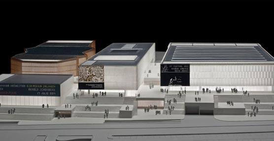 bai center  Vitoria proyecto original