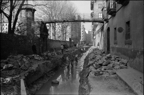 Febrero 1963. Arqué. (Archivo Municipal)
