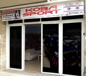 Sede de Koba Sport, distribuidora nacional de Royal