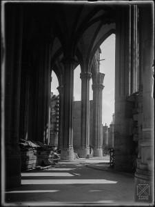 Autor E.Guinea. Hacia 1912. Catedral de Maria Inmaculada