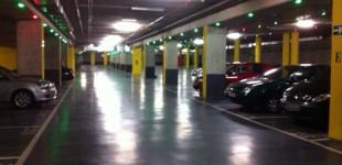 El Parking del Iradier volverá a ser gratis en Navidad