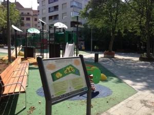 Plaza Green Capital Columpio de Oro