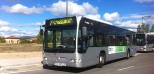 TUVISA quiere recurrir al renting para adquirir siete nuevos autobuses acordeón