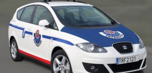 Tres detenidos tras estafar a una anciana y huir durante más de 50 km