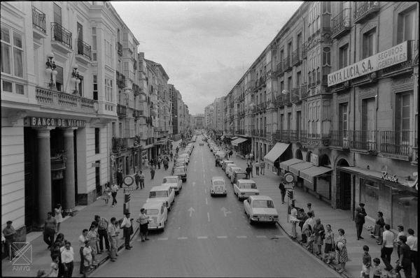 ARQUE. 1971. Calle Dato