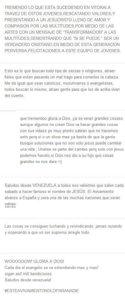 Jesucristo a ritmo de Reggaeton