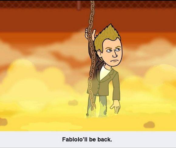 Nuevo avatar de Twitter de Fabien Caseur. Cuenta @therealFC55