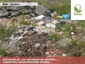 Imagen de archivo de la zona en la que se pretende actuar
