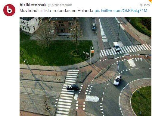 Rotonda Holanda