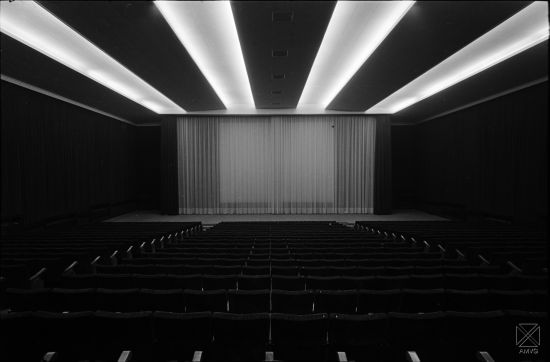Cines Astoria. (Arque 1965. Archivo Municipal)