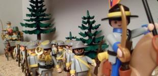 La muestra de Playmobil alcanza las 50.000 visitas