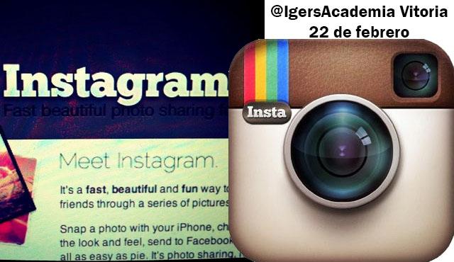 La academia de Instagram en Vitoria