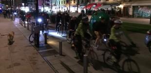 Campaña #YoTengoLuces para fomentar la iluminación en las bicicletas