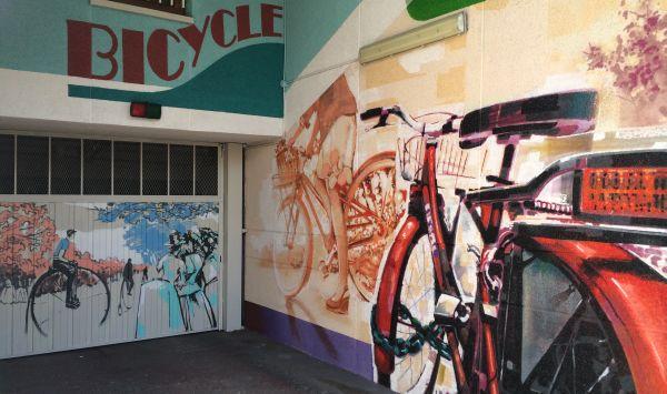 Garaje en Pintor Díaz de Olano
