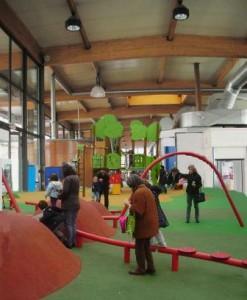 proyecto parque infantil Los Herran