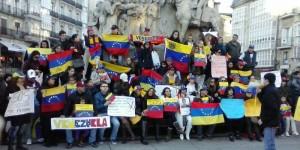 venezuela en Vitoria