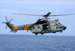 Super Puma HD-21. Foto: Ministerio de Defensa de España