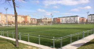 Sansomendi campo de futbol