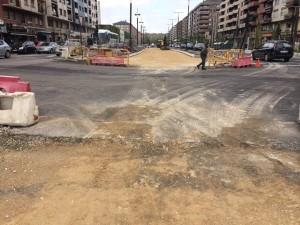 Avenida Gasteiz: 22 de abril