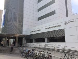 Olaguibel centro de Salud