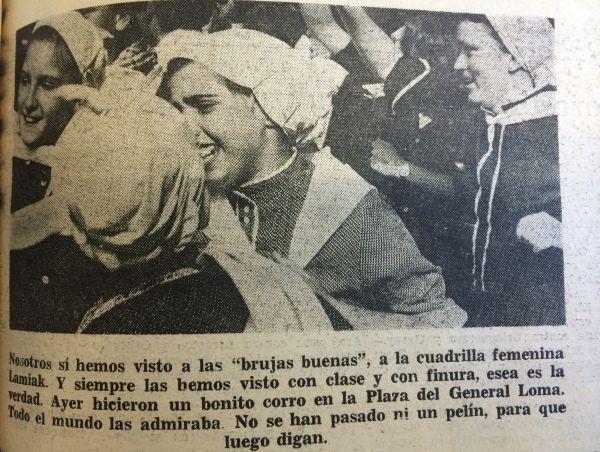 """Foto de """"El Norte Express"""" (6 de agosto de 1979)"""