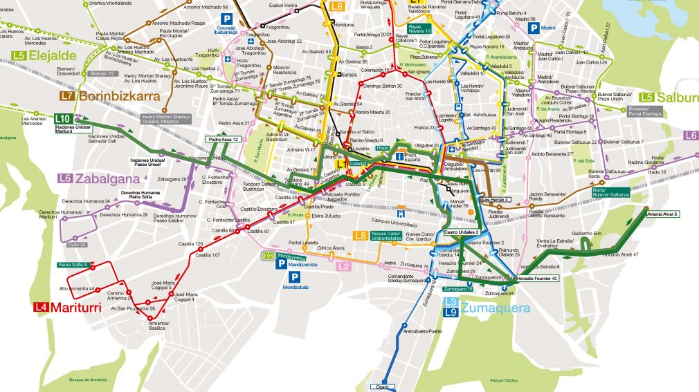 La nueva Línea 10 de Tuvisa entrará en funcionamiento a finales de Otoño