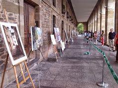 pintura aire libre