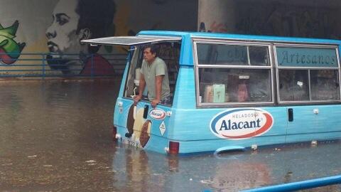 Inundaciones del 2 de agosto. Más fotos