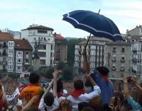 Celedón cantará en Euskera su canción desde la balconada