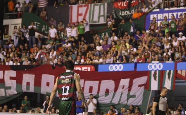 El Baskonia arranca su gira americana