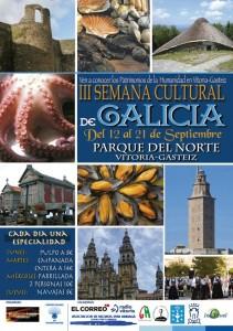 Semana Cultural de Galicia @ Parque del Norte