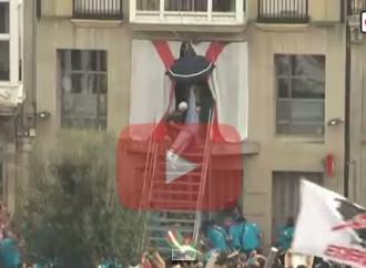VÍDEO: TV Castilla y León dedica un amplio reportaje a Vitoria-Gasteiz y sus fiestas