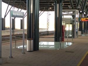 Nueva estación de Renfe en Burgos
