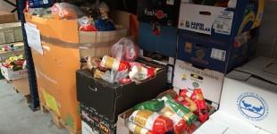 """El Banco de Alimentos inicia la """"Gran Recogida"""" en los supermercados"""
