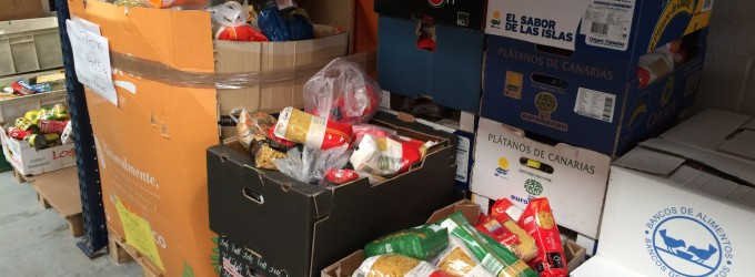 El Banco de Alimentos busca voluntarios para recoger 200.000 kilos de alimento