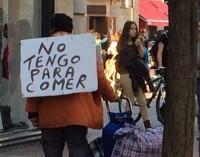 Vitoria detecta a 18 personas durmiendo en la calle