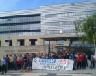 Los trabajadores de Condesa denuncian la falta de información sobre la situación de la empresa