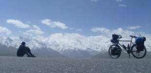 Desde Vitoria-Gasteiz a China en bicicleta