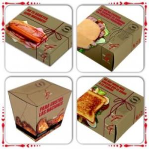 packaging Donga