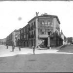 Hacia 1910 (Anónimo. Fuente: Archivo Municipal)