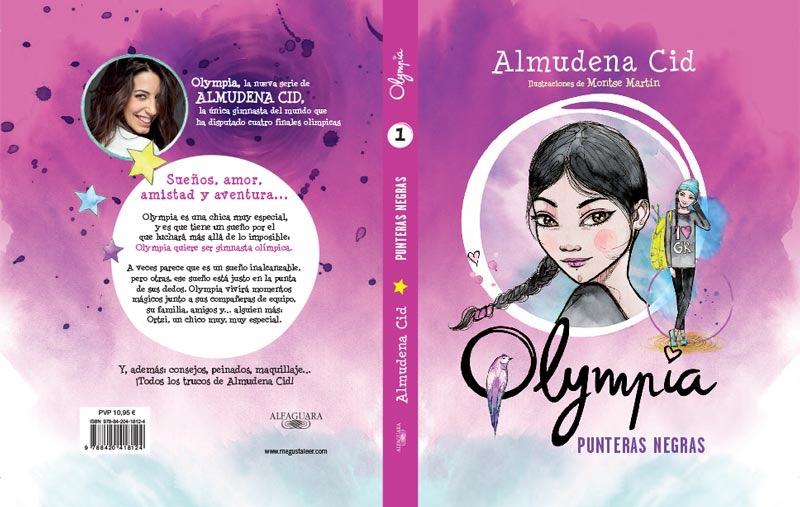 Libro de Almudena Cid