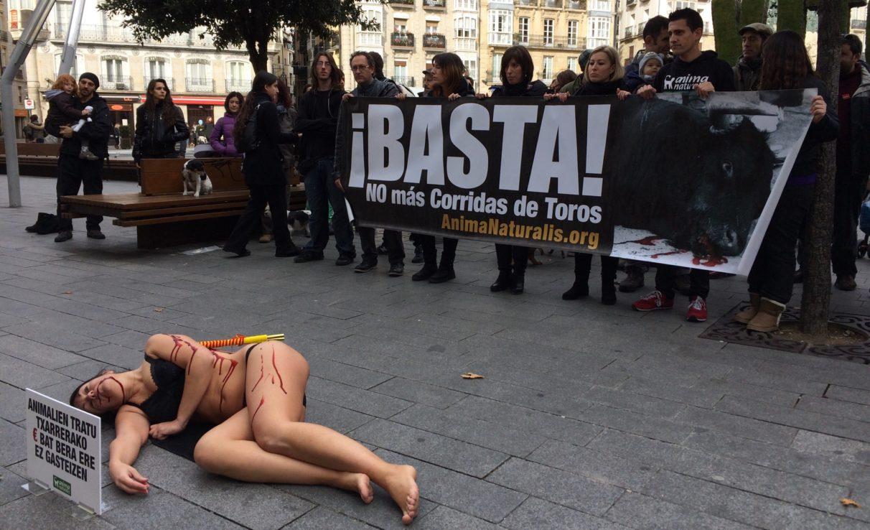 Protesta Taurina
