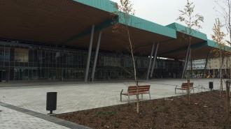VÍDEO: Así se ha construido la Estación de Autobuses, en sólo 59 segundos