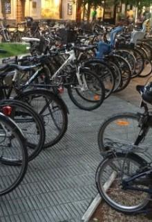 Las 5 bicis por excelencia del parque ciclista gasteiztarra