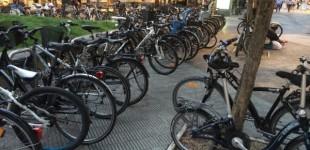 La Policía exhibe este sábado las 50 bicis que saldrán a subasta