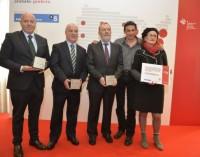 La Cámara de Comercio premia a Araex, RPK, AJL y Teatro Paraíso por su esfuerzo en la internacionalización