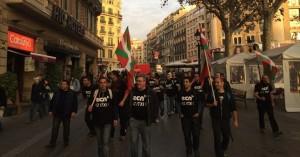 ECN en Barcelona (Foto ELA )